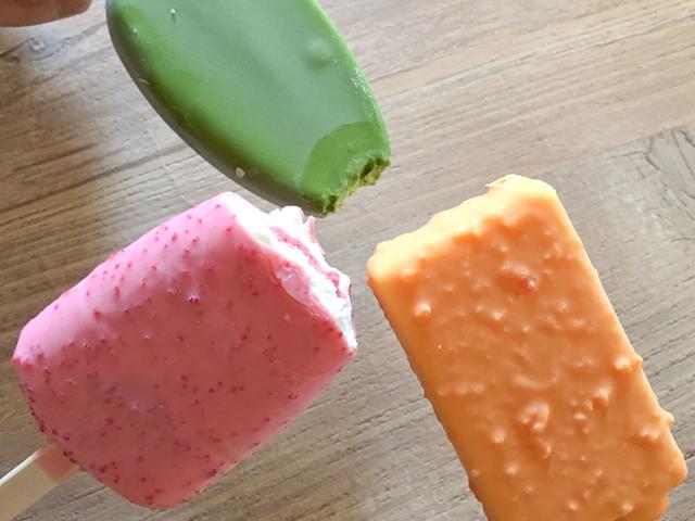 寒い冬こそアイスがおいしい!少しだけ贅沢アイス3種